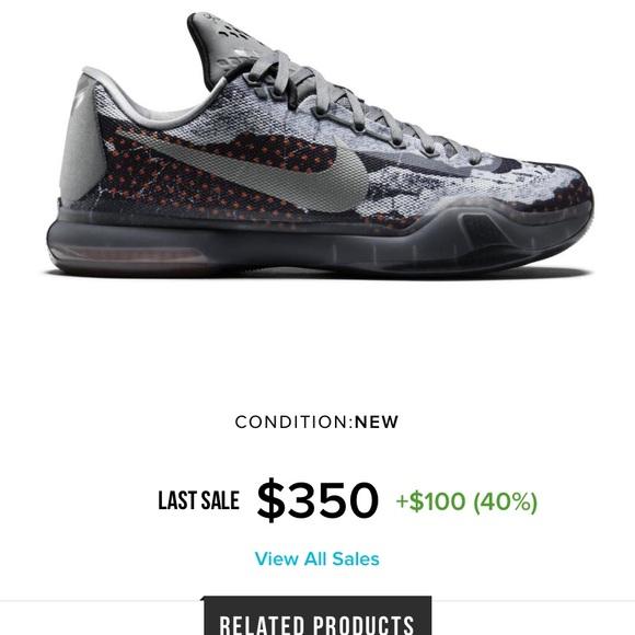Nike Shoes | Kobe X Pain | Poshmark